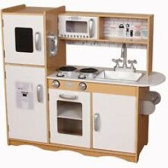 Kids Wood Kitchen Overstock Chairs Kiddi Style Modern Chefs 247 Xlarge Childrens Play Toy Wooden Item 1