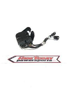 2006 Triumph Daytona 675 Rectifier Voltage Regulator
