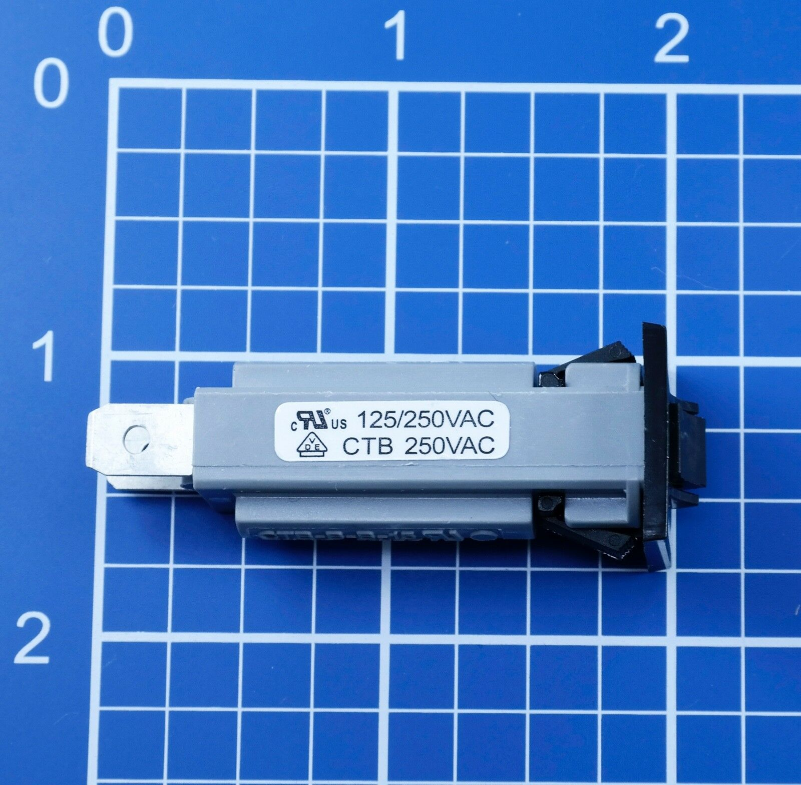 hight resolution of battery charger circuit breaker club car 48v powerdrive 2 model 22110 17930 ebay