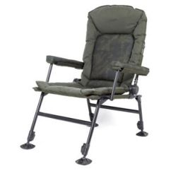 Fishing Chair Hand Wheel Very Cheap Covers Nash Indulgence Chairs Hi Back 53163889524 Ebay Image Is Loading