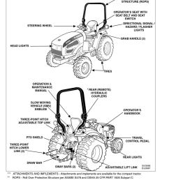 bobcat ct225 ct230 ct235 compact tractor service manual shop repair book 6987029 for sale online ebay [ 1000 x 1294 Pixel ]