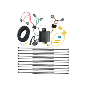 Trailer Wiring Harness Kit For 16-19 Toyota Tacoma All