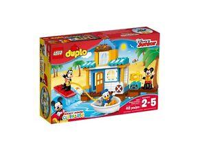 LEGO Duplo Mickey Mouse Clubhouse 10827 Mickey & Friends Beach by Lego Korea   eBay