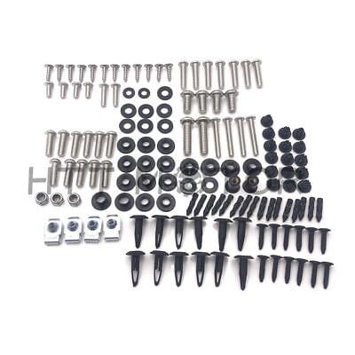 For 08-15 Suzuki Hayabusa GSX-R1300 Fairing Bolt Kit Screw