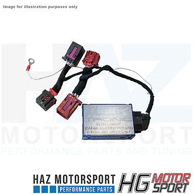 hg motorsport bull x tronic oem exhaust valve flap controller app audi s3 rs3 8v ebay