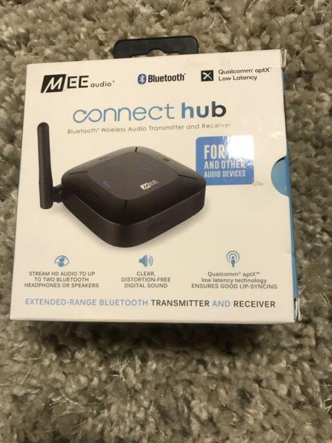 MEE audio AF-CH-BK Bluetooth Audio Transmitter - Black for sale online | eBay