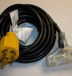 gentran 30 amp 125v l5 30 inlet generator manual transfer switch nema 3r for sale online ebay [ 1600 x 1200 Pixel ]