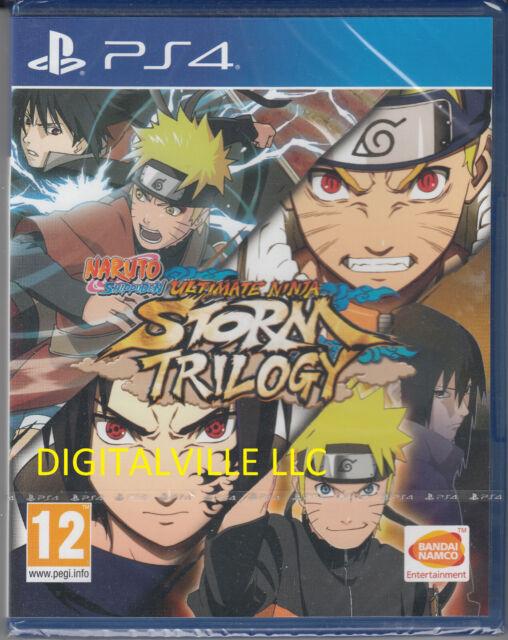 Naruto Ultimate Ninja Storm 4 Ps4 : naruto, ultimate, ninja, storm, Naruto, Shippuden, Ultimate, Ninja, Storm, Legacy, Online