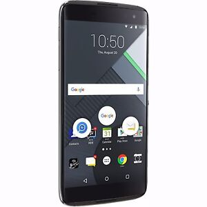 "BlackBerry DTEK60 BBA100-2 Black (FACTORY UNLOCKED) 21MP , 4GB RAM , 5.5"""