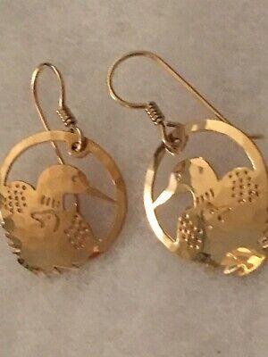 Wild Bryde Earrings : bryde, earrings, Beautiful, Vintage, Bryde, Round, Earrings