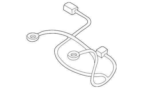 Ford OEM Battery Cable Harness 2L8Z14300AA Image 5 for