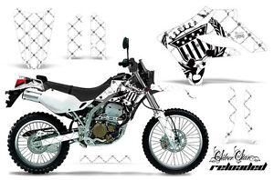 Dirt Bike Graphics Kit MX Decal Wrap For Kawasaki KLX250S