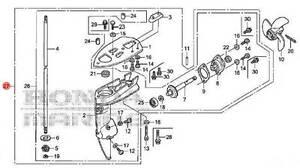 41005-ZW6-C10ZA Honda Marine Long Shaft Lower Unit