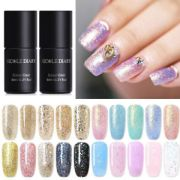 pearl 6ml uv led gel nail polish