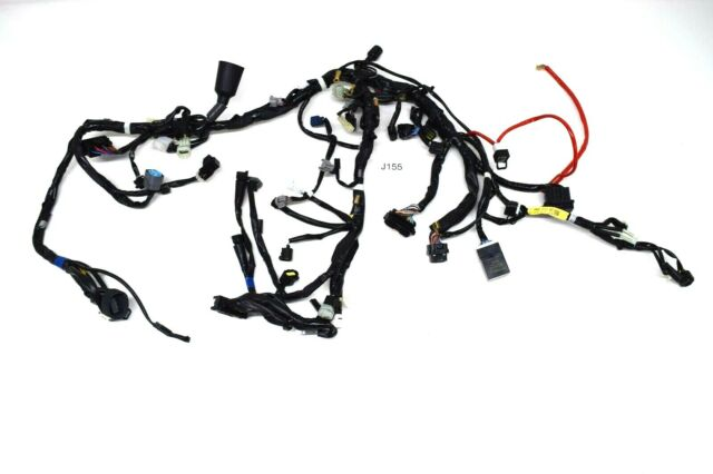 Yamaha YZF R6 RJ27 Engine Wiring Harness Cable BN6-82590