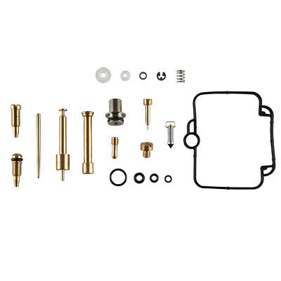 2X Carburetor Repair Rebuild Kit For SUZUKI 1989-2000