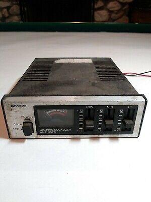 Car Audio Amplifier Repair Parts : audio, amplifier, repair, parts, Vintage, Graphic, Equalizer, Amplifier, Truck, PARTS, REPAIR!