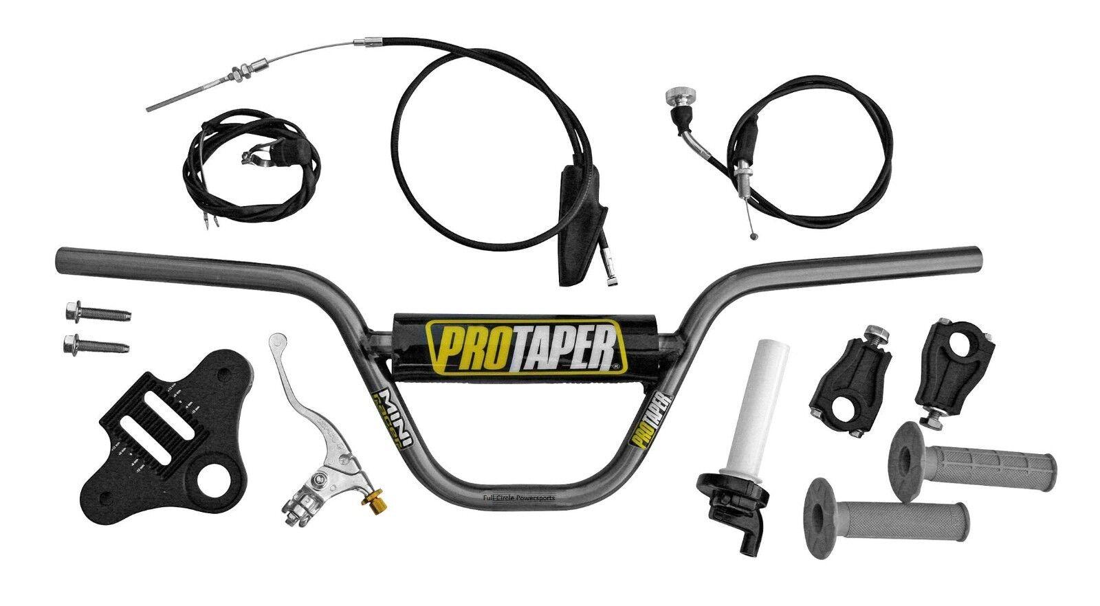 Pro Taper Chomoly Handlebar Kit Honda CRF50 XR50 Upper