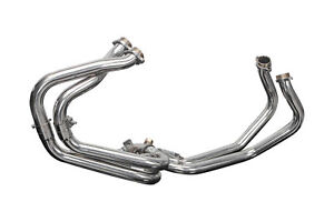Stainless Steel Header Exhaust Downpipes OEM Replacement