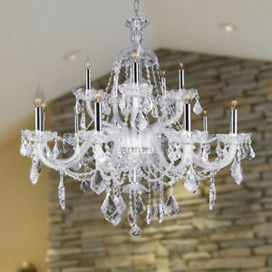 crystal chandelier tiered # 39