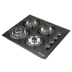 Kitchen Stove Tops Island With Sink And Dishwasher 24 Tempered Glass Panel 4 Burners Gas Cooktop Lpg Ng Image Is Loading 034