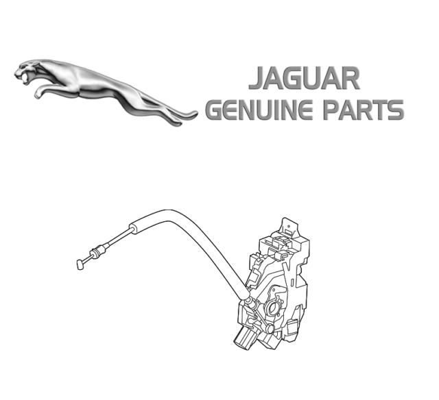 For Jaguar Super V8 Vanden Plas XJ8 XJR XK8 XKR Driver