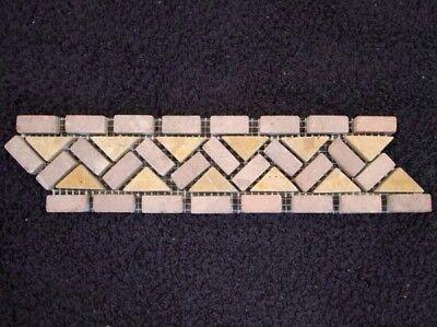 decorative listello tile borders
