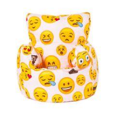 Avengers Bean Bag Chair Folding Video Paw Patrol Rubble Children S Kids Seat Boys Toddler Emoji Girl Armchair Beanbag Bedroom Tv Play