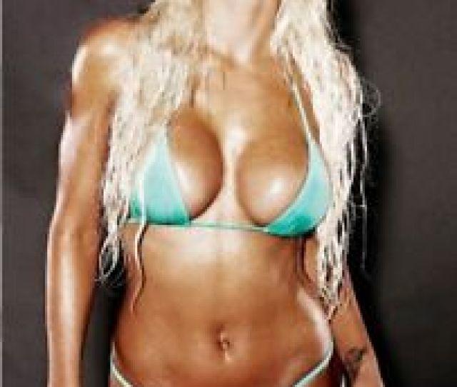 Image Is Loading Wwe Diva Maryse Ouellet Poster Sexy Hot Bikini