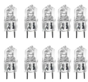 details about 10 pack replacement light bulb for ge household microwave jvm7195sf1ss 120v 20w