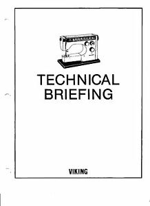 Viking Husqvarna PDF Technical Service Manual 2000, 6000