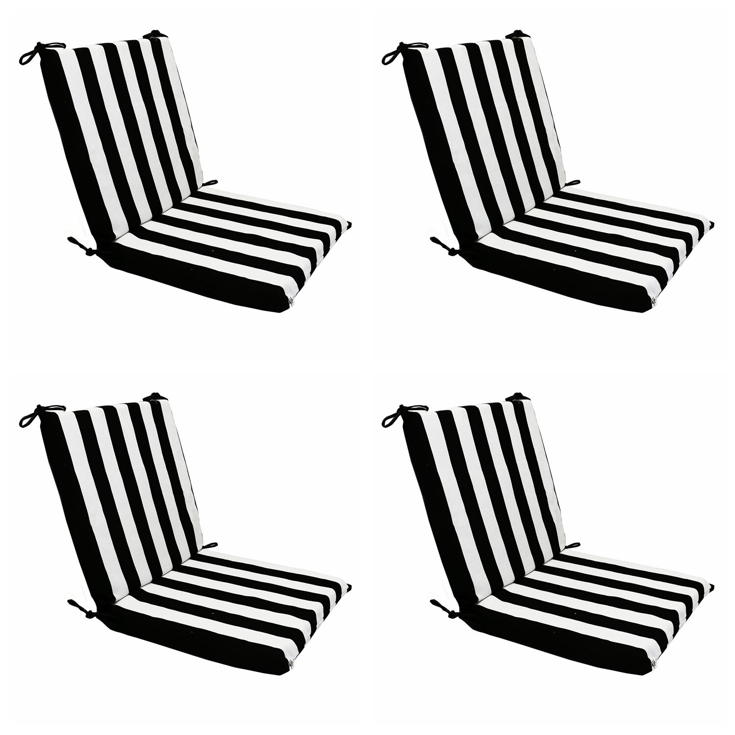 black chair pads frame sling patio chairs stripes lounge chaise dining foam