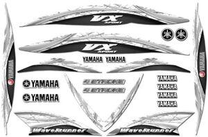 Decal Kit for 05-09 Yamaha VX110 Jetski Graphic Waverunner