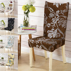 chair cover decorations for wedding directors bar stool living room banquet dining covers party seat image is loading
