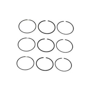 Engine Piston Ring Set x 6 Goetze for Audi A6 Quattro