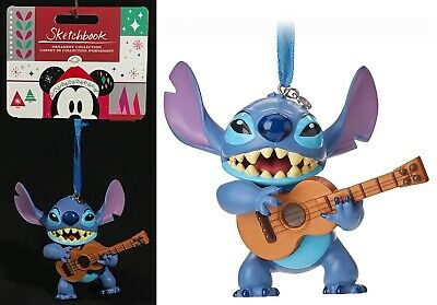 Disney Store 2020 LILO and STITCH Singing Living Magic Sketchbook NWT