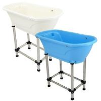 NEW Pet Dog Cat Grooming Indoor Outdoor Home Puppy Sink ...