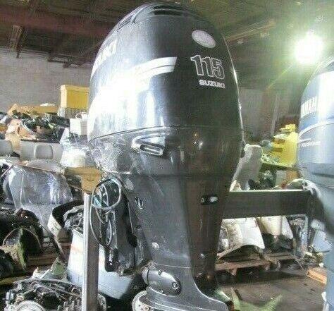 2001 Suzuki Df115 115 Hp Outboard
