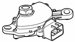 SAAB 9-3 TRANSMISSION NEUTRAL / PARK POSITION SWITCH