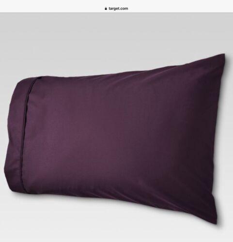 nwt 912 913 threshold performance king set 2 pillowcases 400ct pillowcases home garden