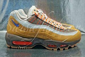 Nike Air Max 95 Utility Mens BQ5616-200 Ridgerock Moon Orange Shoes Size 7.5 | eBay