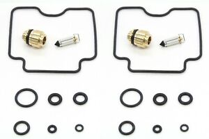2x Japan Carburetor Rebuild Kit Yamaha 99-06 XVS1100 V