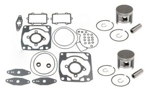 Arctic Cat M1000 M 1000 Top End Rebuild Kit SPI Pistons