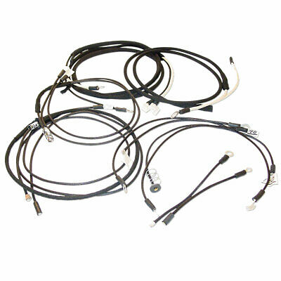 WIRING HARNESS KIT B JD ORIGINAL COTTON BRAIDED JOHN DEERE