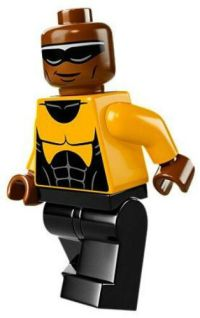 Lego Power Man Minifig 76016 Luke Cage Minifigure Figure