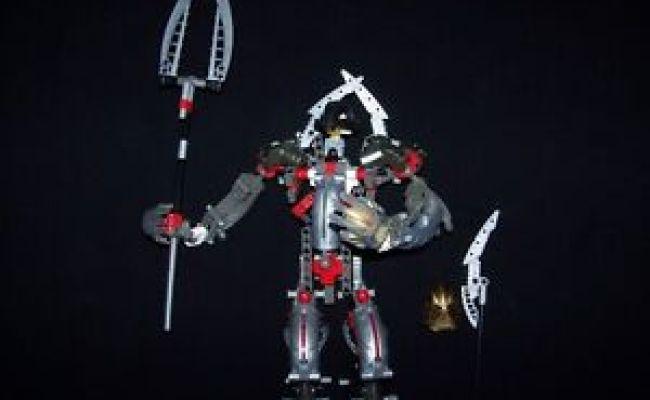Lego Bionicle 10201 Takutanuva Loose Set Limited Edition