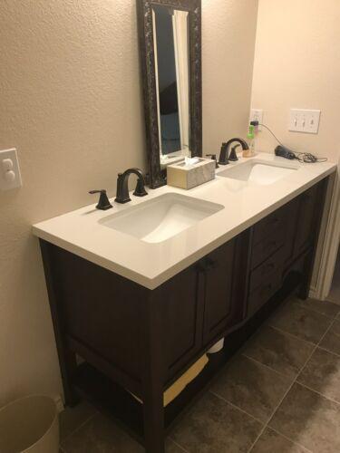 delta flynn 35768lf ob 2 handle widespread bathroom faucet