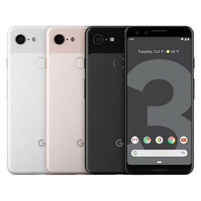 Google Pixel 3 64GB 128GB - Unlocked. Verizon. AT&T. Sprint. T-Mobile Smartphone | eBay