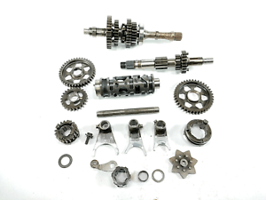 1997 Honda Recon Transmission Assembly With Shifter Forks