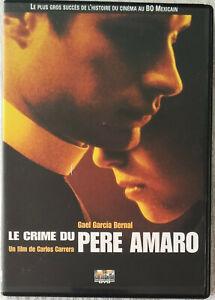 Le Crime Du Père Amaro : crime, père, amaro, CRIME, PÈRE, AMARO/CARLOS, CARRERA/GAEL, GARCIA, BERNAL/THRILLER/RELIGION